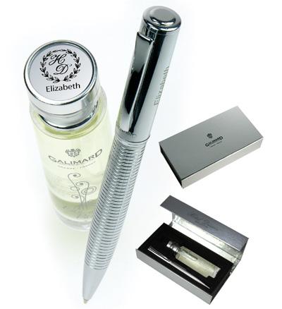 Coffret stylo parfum femme