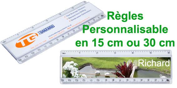 règle 15cm 30cm