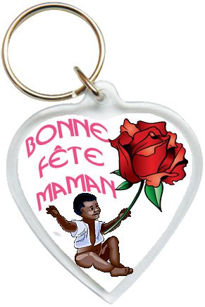 Porte-clef Maman