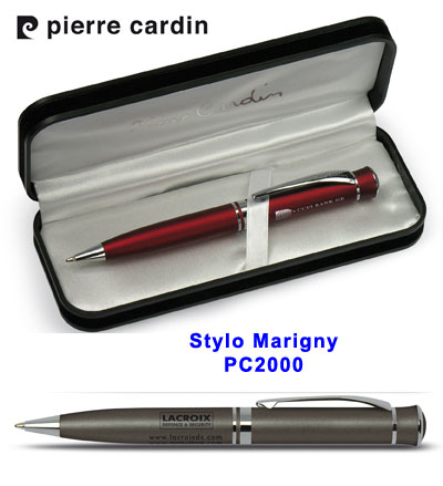 stylo marigny