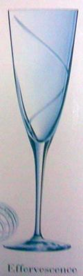 flûte cristal