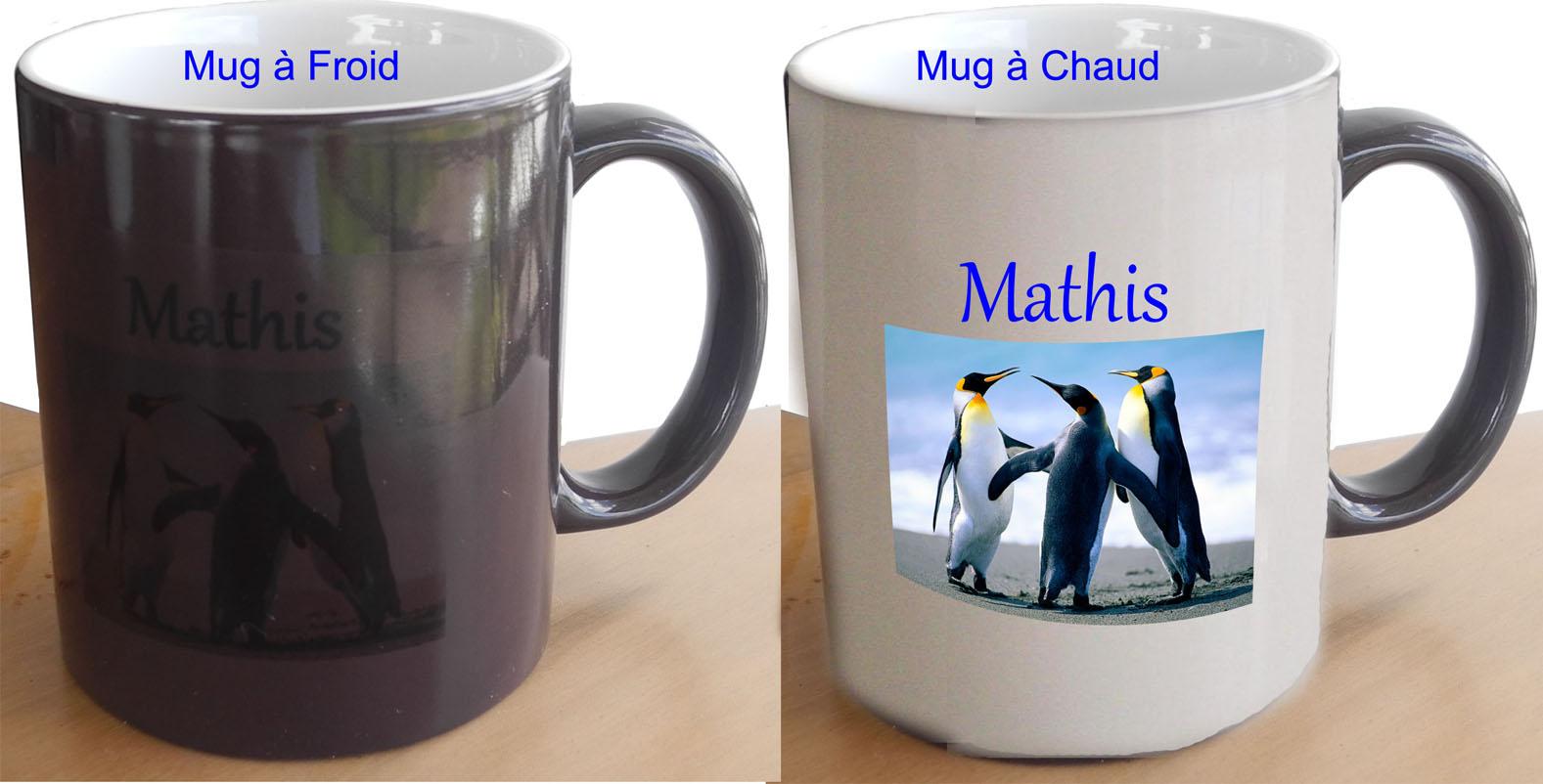 Mug magic perso