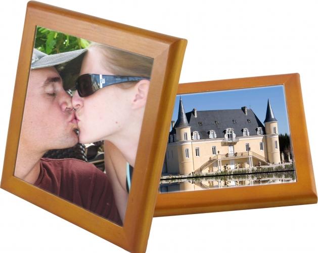 cadre photo deux formats