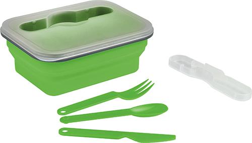 boite plastique cuisine vert