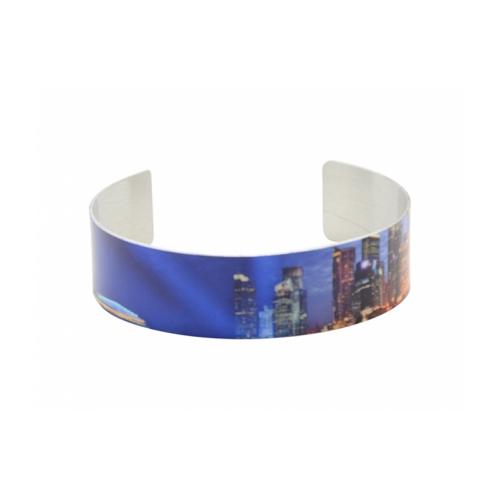 bracelet alu 2cm